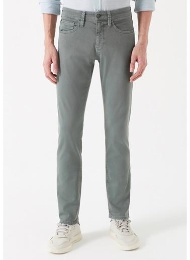 Mavi Jean Pantolon Yeşil